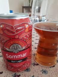 Sommar Red Lager Ægir