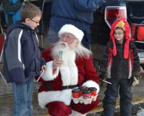 santa hot chocolate 2013