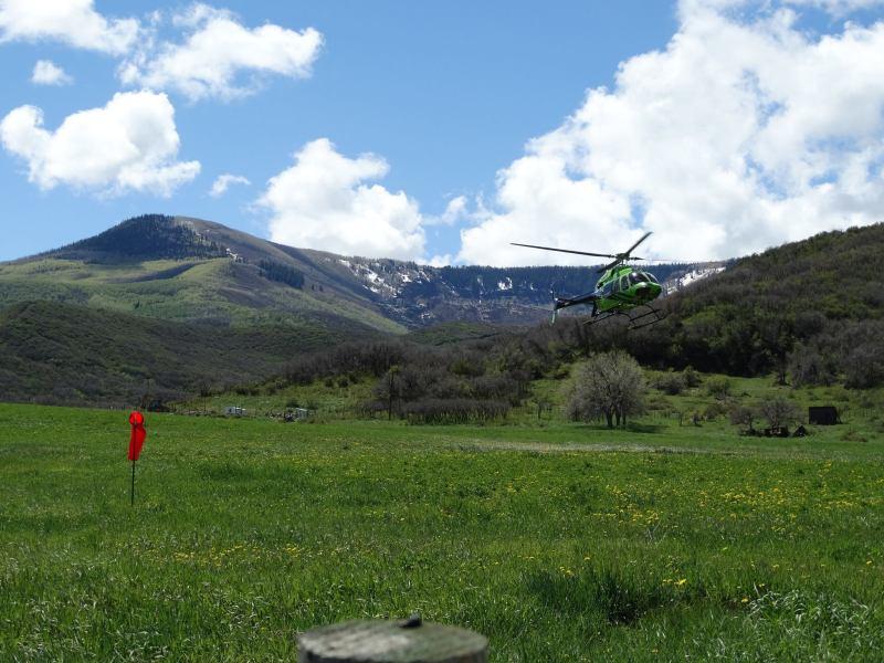 mesa county slide area