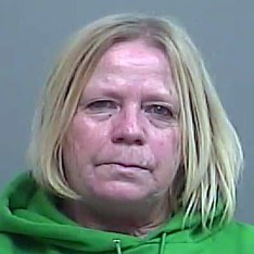 Arrest Photo - Connie Faye Hanks