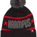 Krampus Knit Hat