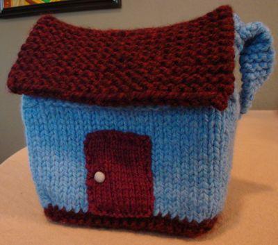 knit dollhouse purse