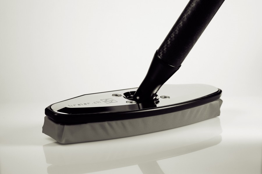Kopf Chrom 2 Kreier Curlingbesen