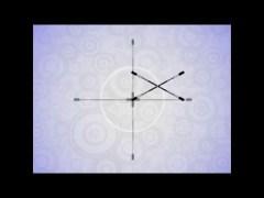 Фаер шоу: Базовые уроки с double staff — 7:Get Wide/Forward Flower