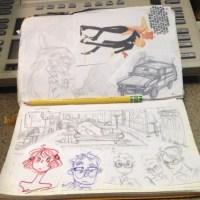 Ako tvoriť rôzne druhy kreslených postáv