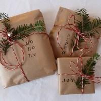 Najlepšie obaly darčekov na Vianoce