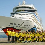 AIDA Fussball-Kreuzfahrt mit Borussia Dortmund