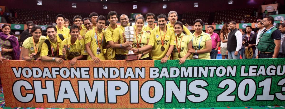 IBL:Hyderabad Hotshots –The Champions!