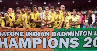 IBL 2013 Champion - Hyderabad Hotshot Team