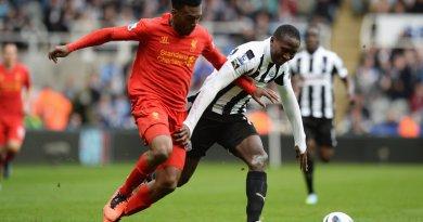 Newcastle United v Liverpool - Premier League