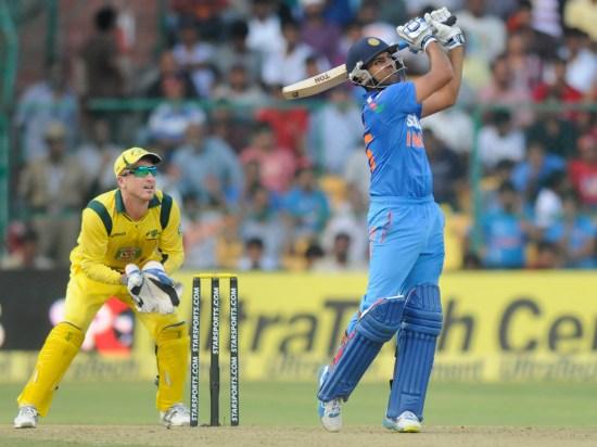 Rohit Sharma Aus v Ind - 7th ODI