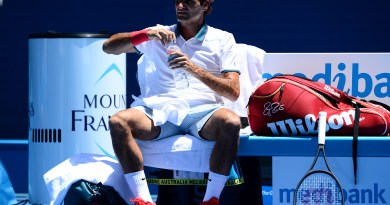 Federer day Australian Open