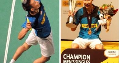 Lee Chong Wei 2014 Maybank Malaysian Open