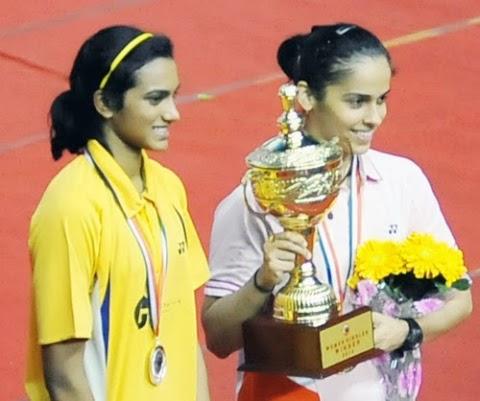 Indian Badminton Player