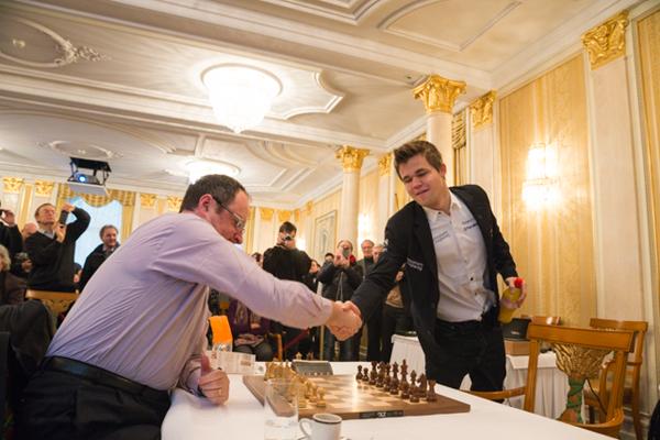 Carlsen chess champion