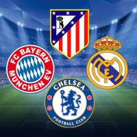 Champions League Semifinal Line-up Announced in UEFA Headquarters, Switzerland