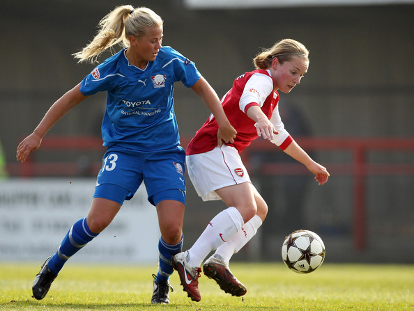 Semifinal Stage Set For UEFA Champions League For Women As Well