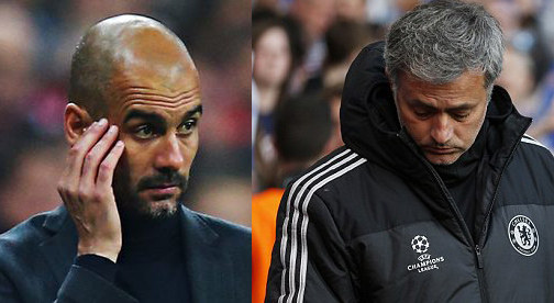 A time for reflection needed by Guardiola and Mourinho after Champions League elimination