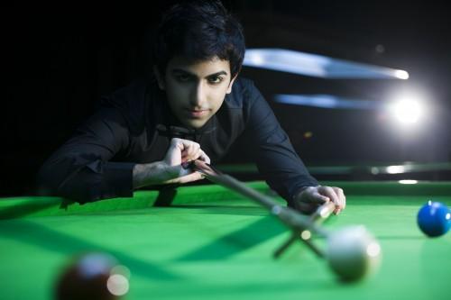 Pankaj Advani: the Indian cueist winner in billiards and snooker