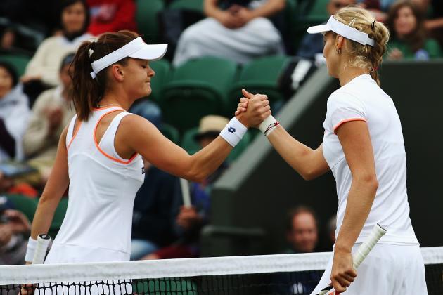 Wimbledon QF