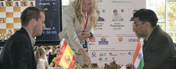 Bilbao Masters Final Vishwanathan Anand