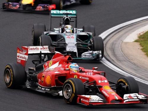 F1 world Title