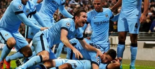 Manchester City chamipions league 2014
