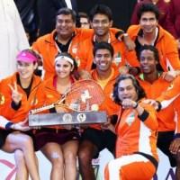 Indian Aces Win the Inaugural International Premier Tennis League after Dubai Leg Ends