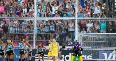 Luciana Aymar Argentina hockey