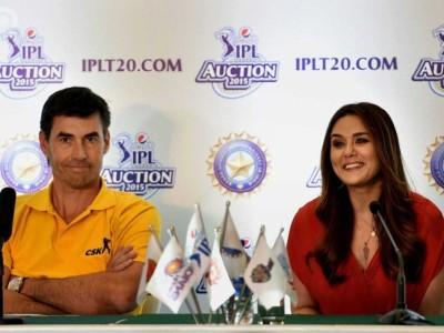 IPL 8 Auctions