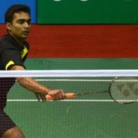 Sameer Verma Shocks No.5 seed Vittinghus at Yonex Sunrise India Open on Day 2