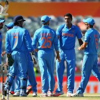 India Make Short-work of UAE at Bouncy WACA Pitch in Match#21 of CWC 2015