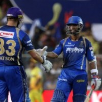 Rahane and Watson Star in Royals' Emphatic Win Over Chennai Super Kings