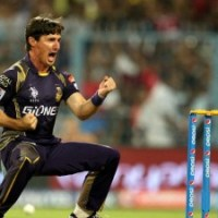 Hogg Hinders CSK, Hogs Limelight with His Googlies Before Uthappa and Russell Take KKR to a 7-Wicket Win