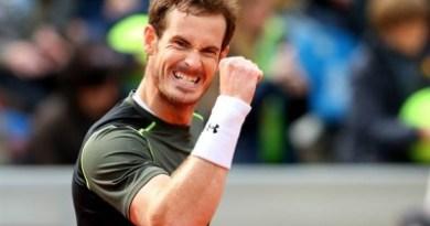 Murray Takes Munich