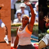 Day-3 Roland Garros: Rafael Nadal Begins Title Defense with First-Round Win, Djokovic, Serena Through, But Dimitrov, Bouchard Knocked Out