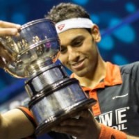 Mohamed Elshorbagy, Camille Serme Win British Open Squash Titles at Hull