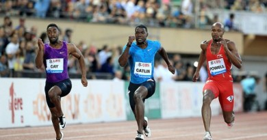 Lausanne Diamond League