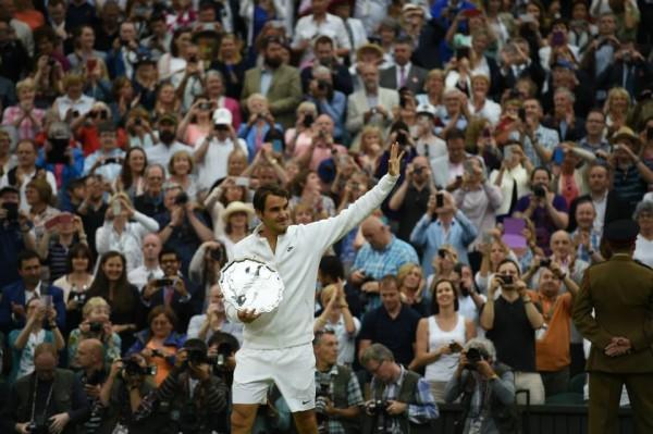 Roger Federer Wimbledon Final