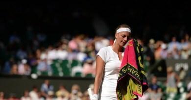 Wimbledon 2015 Petra Kvitova