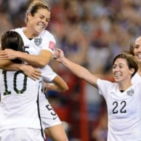 Quirk of Fate Lets Germany Down Against USA in the Semifinal of Women's FIFA World Cup