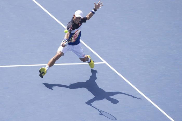 ATP World Tour Nishikori