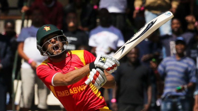 New Zealand vs Zimbabwe  2015