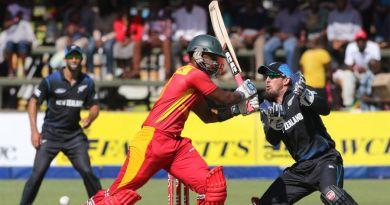 New Zealand vs Zimbabwe