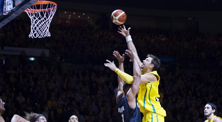 Rio Basketball qualification