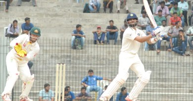 Test Series Against India A