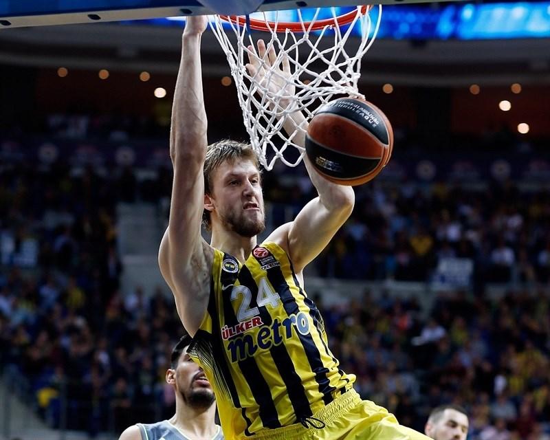 Euro-League Basketball 2015-