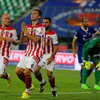 Kolkata Begin Title Defense with a Win Over Chennai as ISL's Second Season Gets a Stylish Start Amid Huge Fanfare and Impressive Opening Ceremony