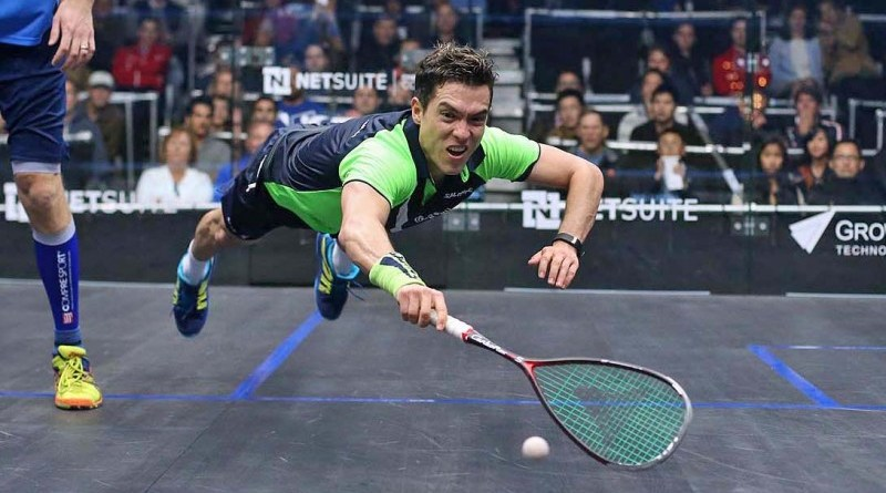 Squash Open