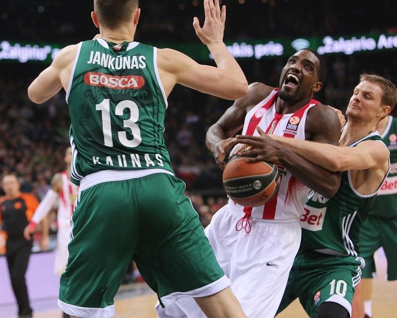 Euro-league Basketball top 4